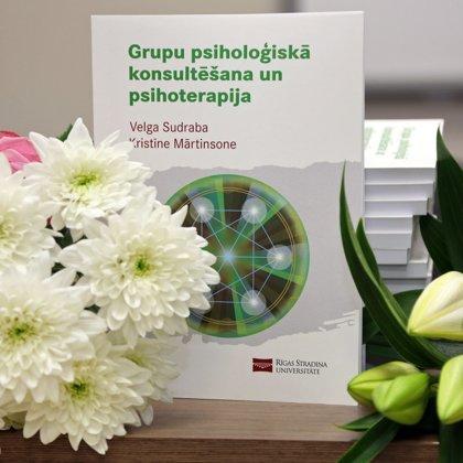 Grāmata grupu psiholoģiskās konsultācijas un psihoterapija